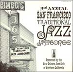 Album front cover: 3rd Annual SF Traditional Jazz Jamboree