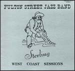 Album front cover: Sterling - West Coast Sessions